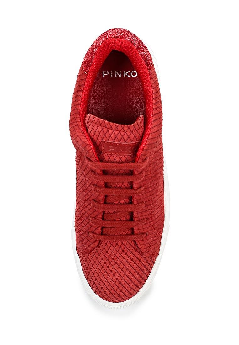 Женские кеды Pinko (Пинко) 1H2090-Y38N: изображение 4