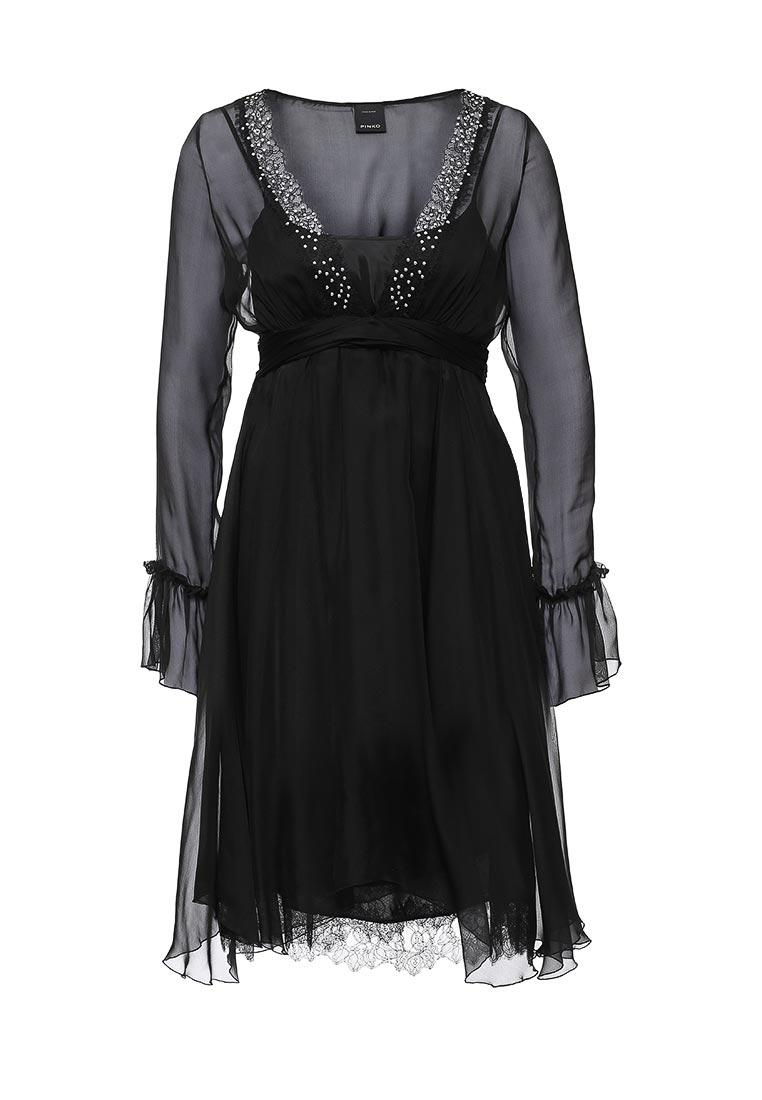 Платье-мини Pinko 1B11HK-3883