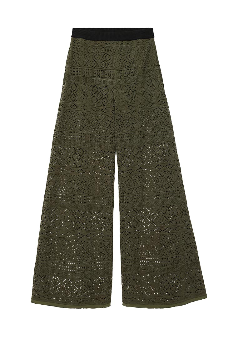 Женские широкие и расклешенные брюки Pinko (Пинко) 1B11S1-5888