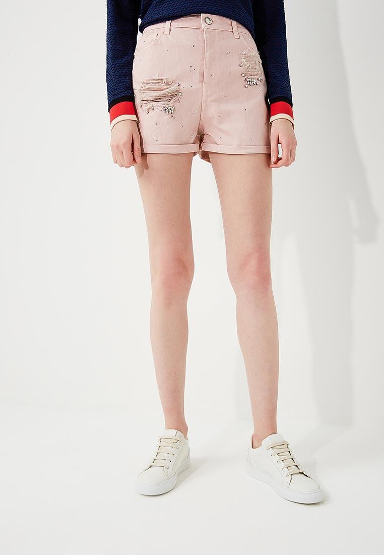 Женские повседневные шорты Pinko (Пинко) 1G1396-Y4D1