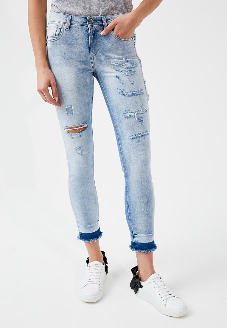 Зауженные джинсы Pinko (Пинко) 1G138T-Y4EK