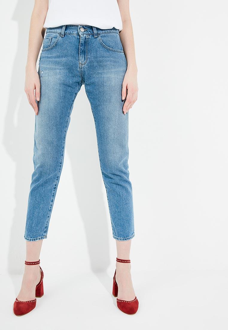 Прямые джинсы Pinko (Пинко) 1G138G-Y4EL
