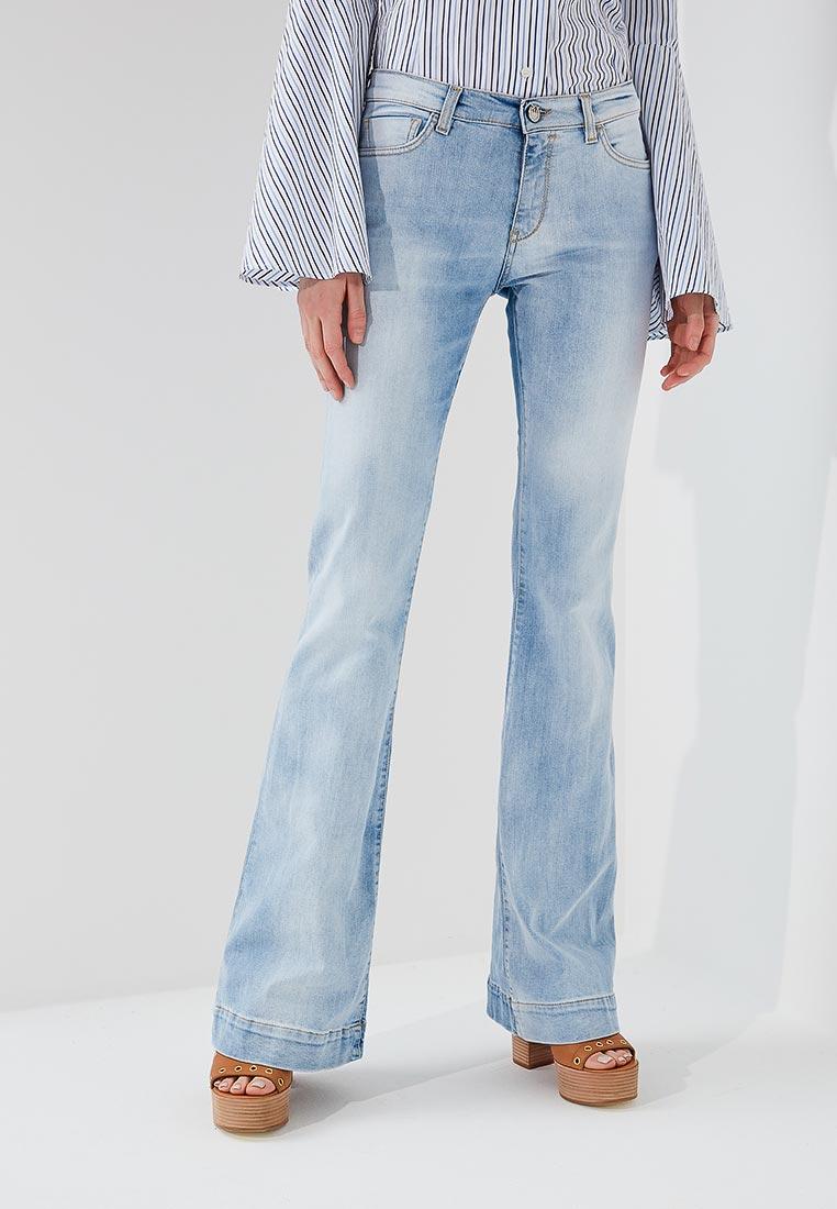 Широкие и расклешенные джинсы Pinko (Пинко) 1G138W-Y4EK