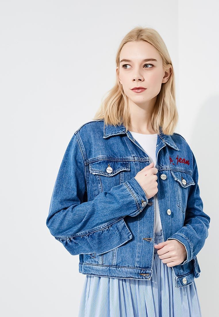 Джинсовая куртка Pinko (Пинко) 1X100U-Y449