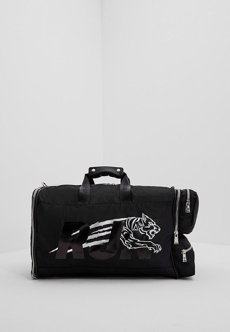 Спортивная сумка Plein Sport P18A MBD0055 SNY001N