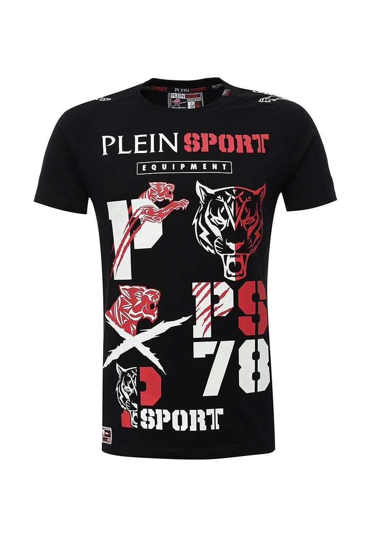 Футболка Plein Sport F17C MTK0556 SJY001N