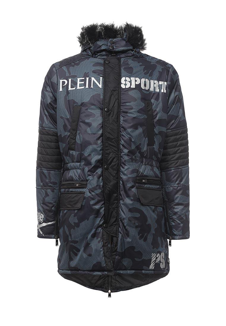 Утепленная куртка Plein Sport A17C MRB0370 SNY002F