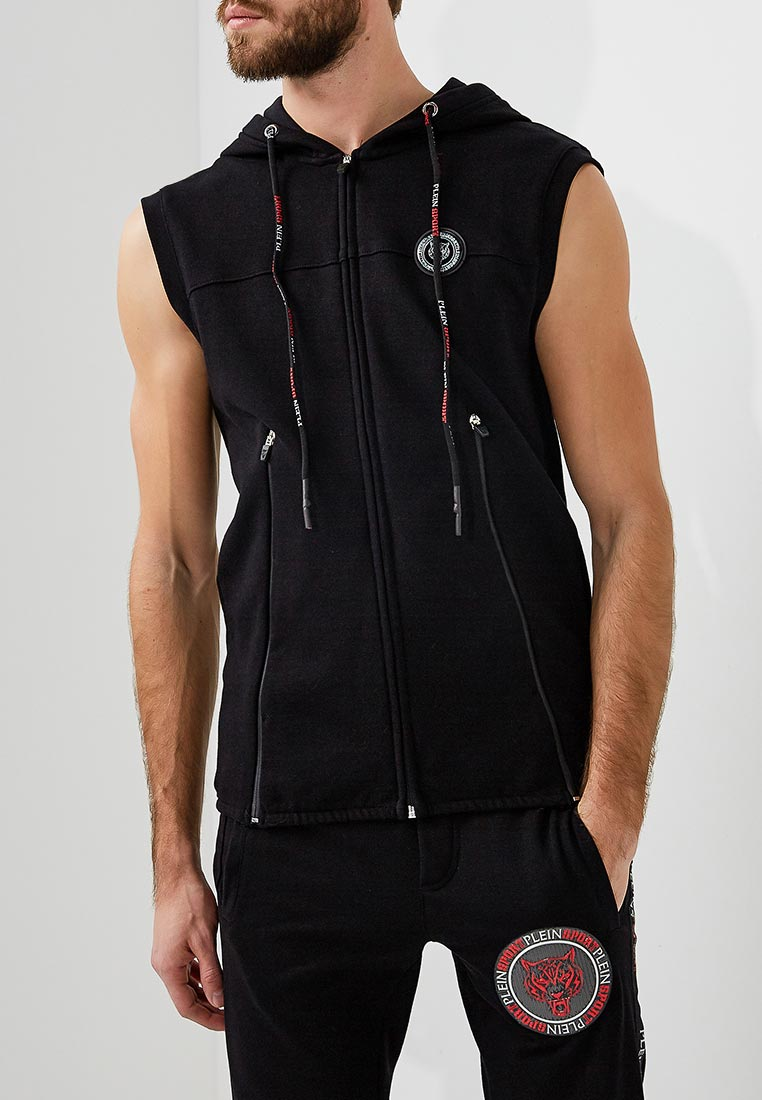 Мужская верхняя одежда Plein Sport S18C MJC0046 SJO001N