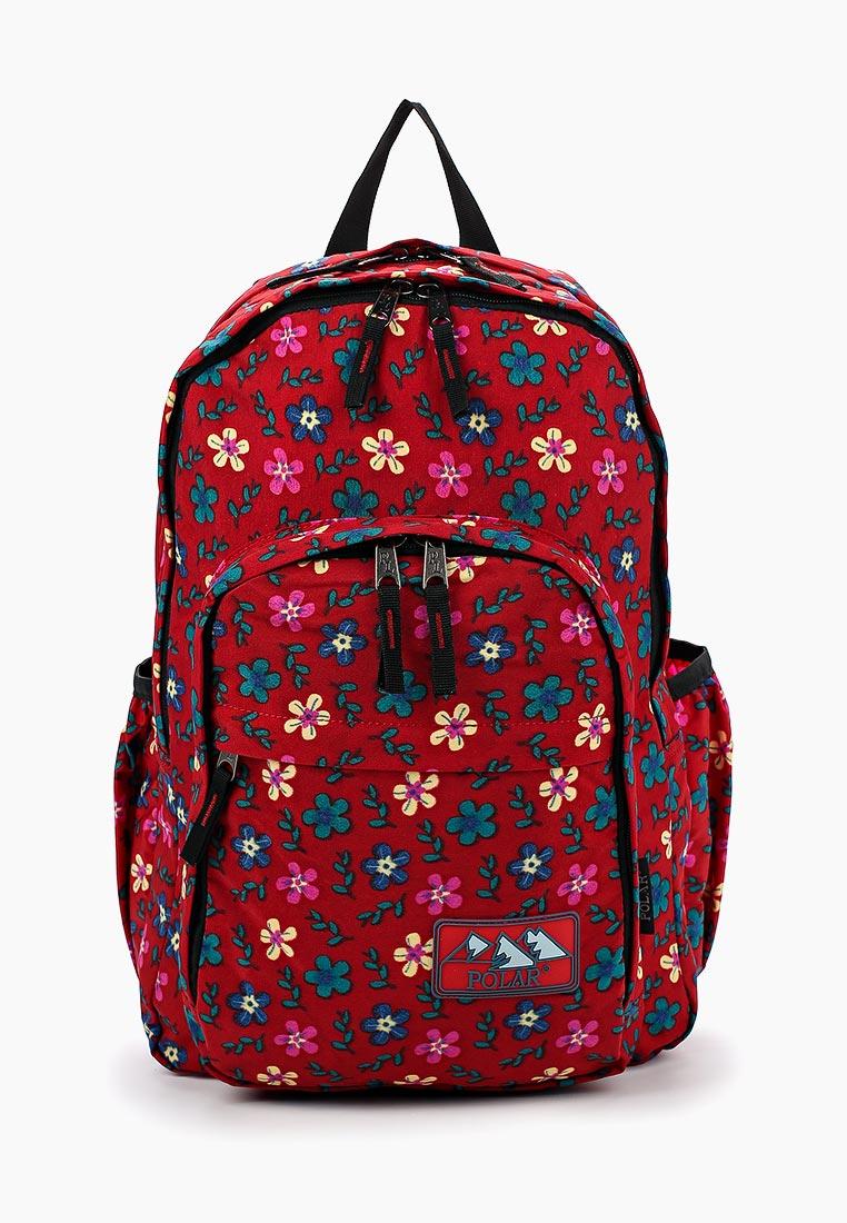Рюкзак Polar П3901-01 красный: изображение 1