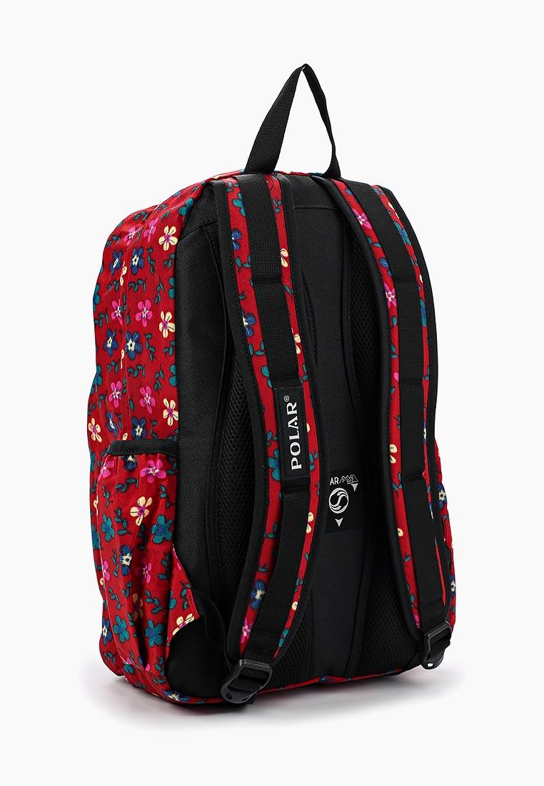 Рюкзак Polar П3901-01 красный: изображение 2