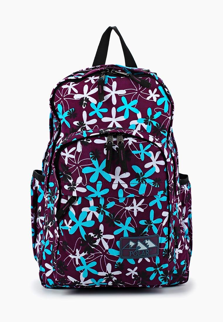 Рюкзак Polar П3901-12 фиолетовый