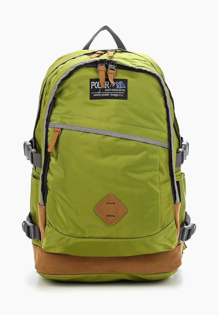 Рюкзак Polar П2104-09 зеленый
