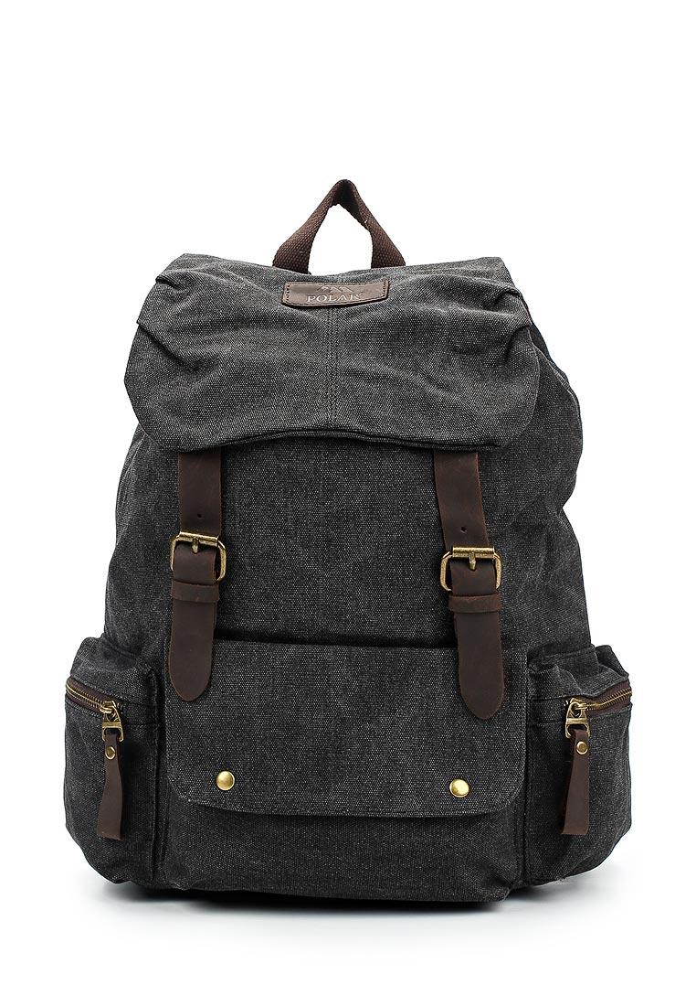 Городской рюкзак Polar П1160-05 черный