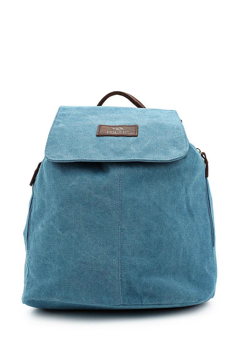 Городской рюкзак Polar П7005-04 синий