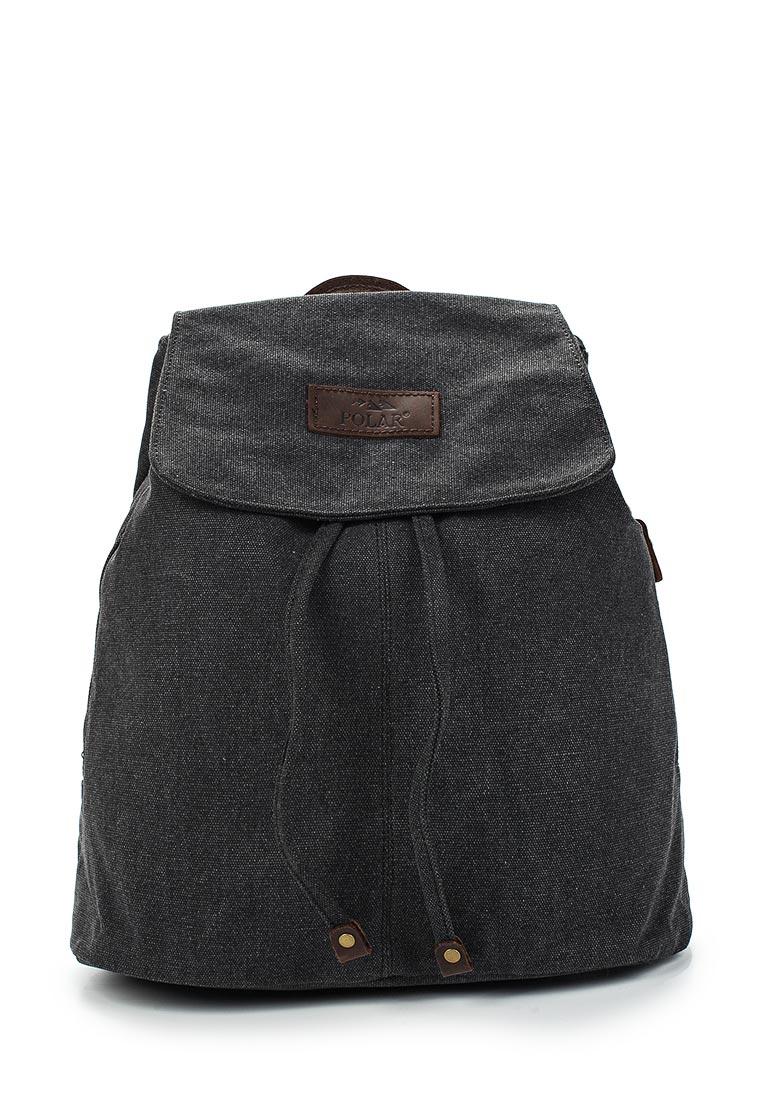 Городской рюкзак Polar П7005-05 черный