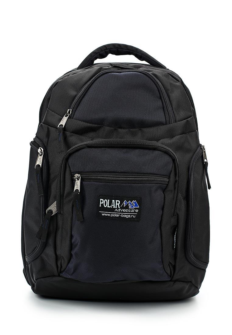 Городской рюкзак Polar П1063-04 синий