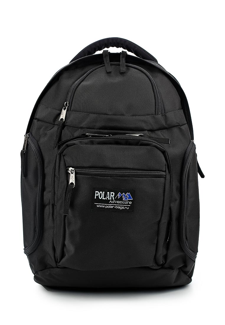 Городской рюкзак Polar П1063-05 черный