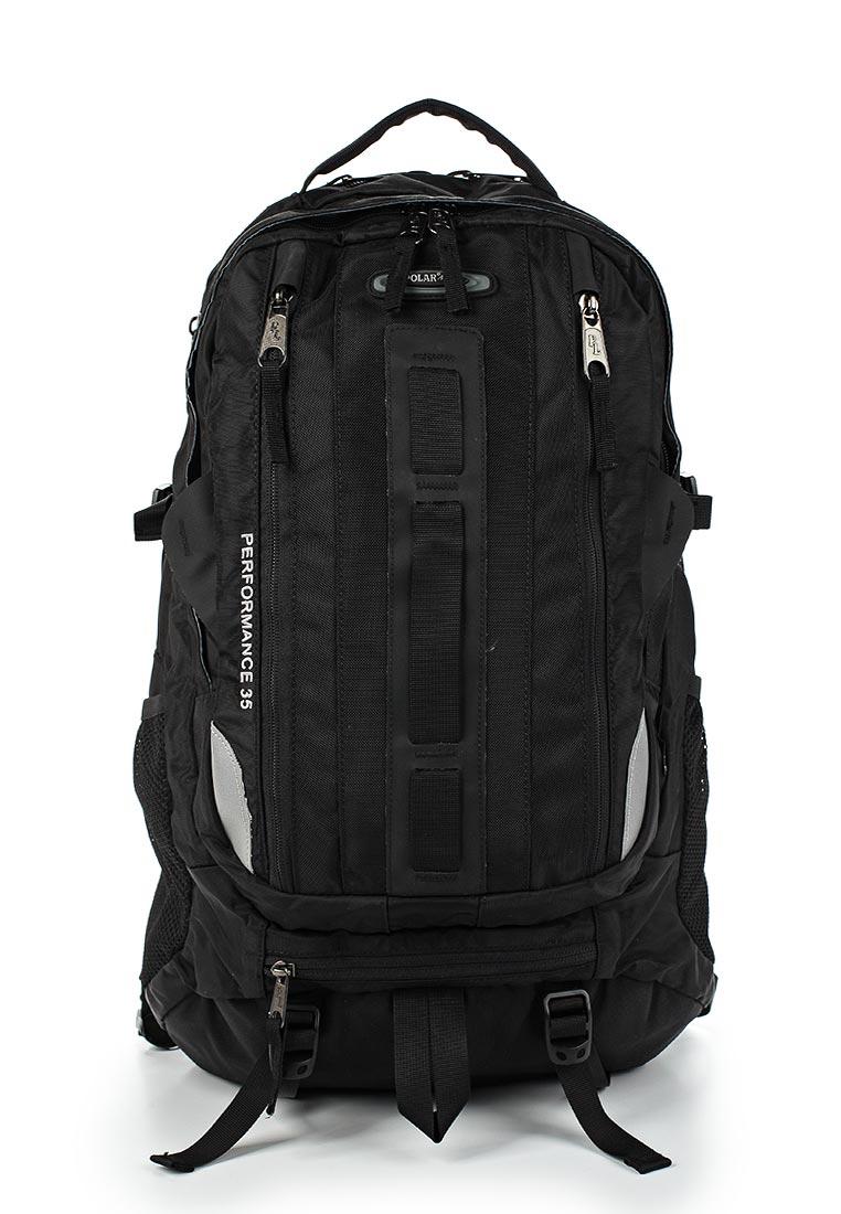 Туристический рюкзак Polar П1518-05 черный