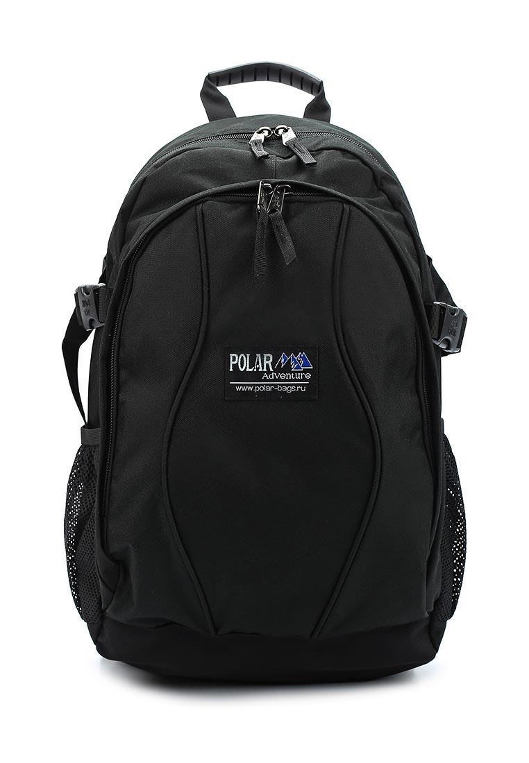 Городской рюкзак Polar ТК1004-05 черный