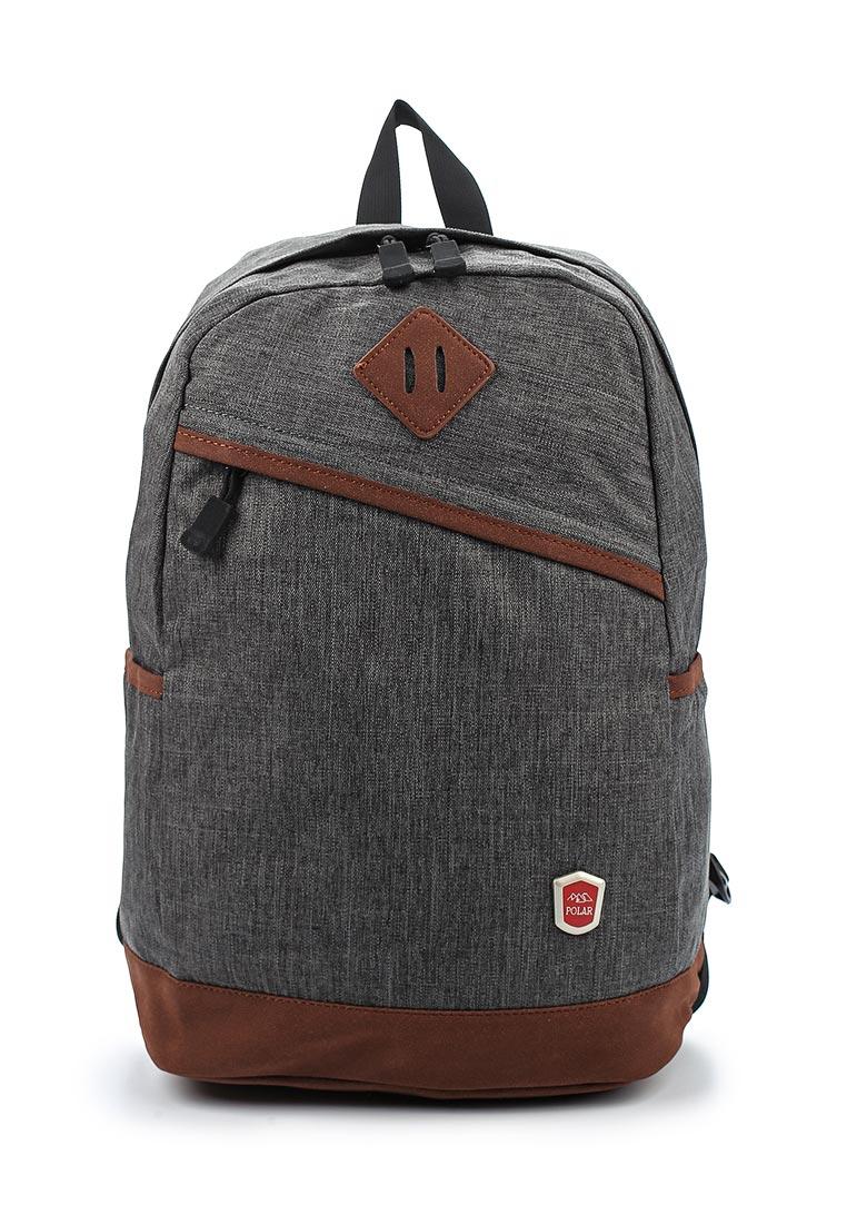 Городской рюкзак Polar 16012 темно-серый