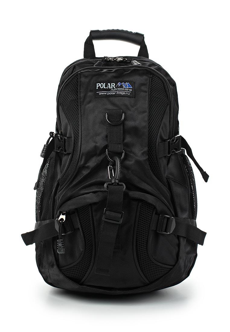 Городской рюкзак Polar 1882-05 черный