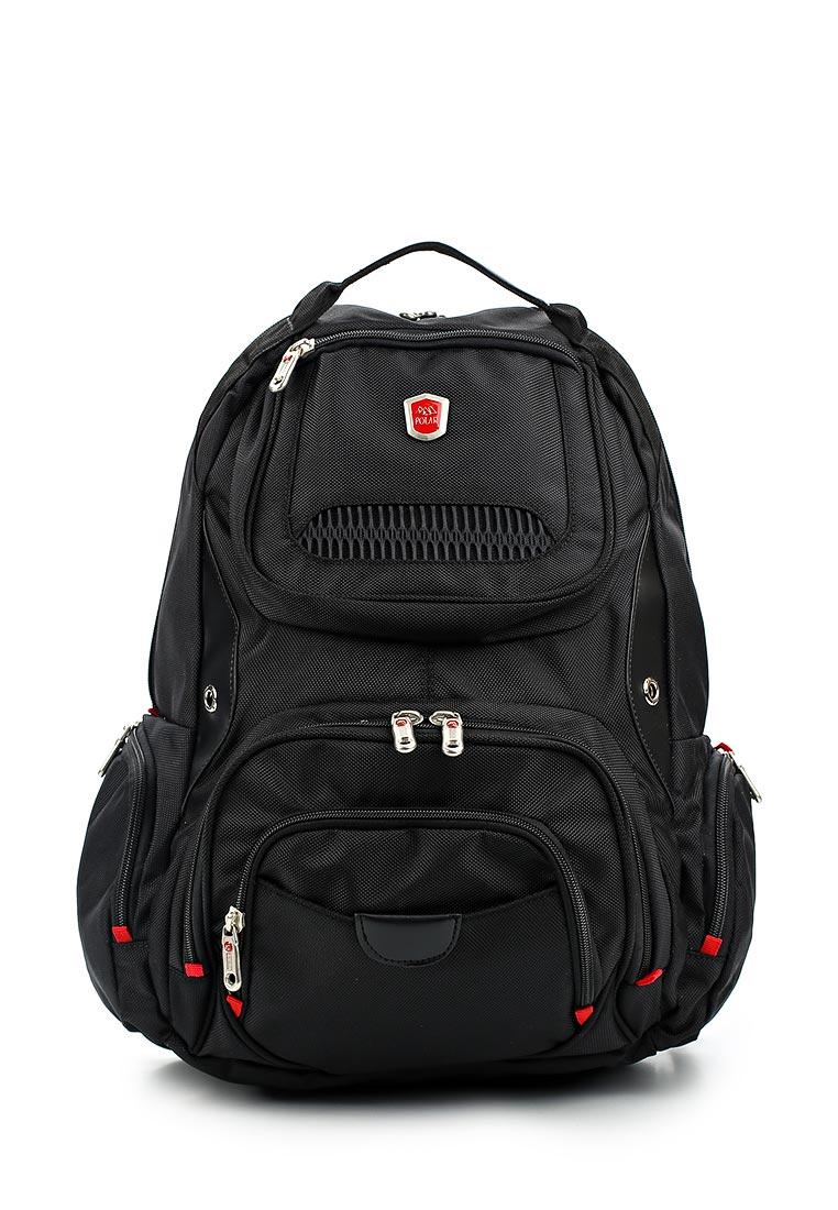 Городской рюкзак Polar 3034 черный