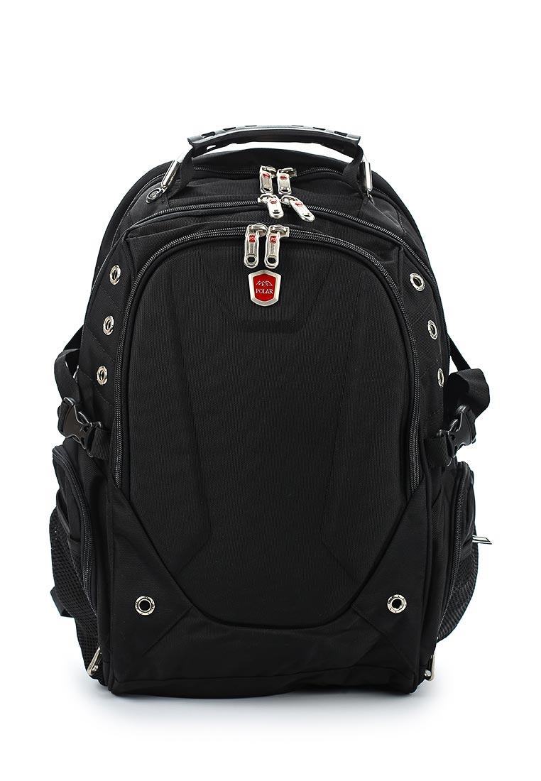 Городской рюкзак Polar 3036 черный