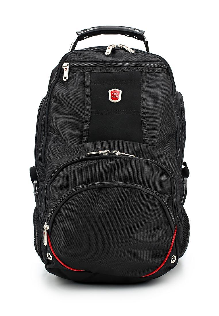 Городской рюкзак Polar 3051 черный