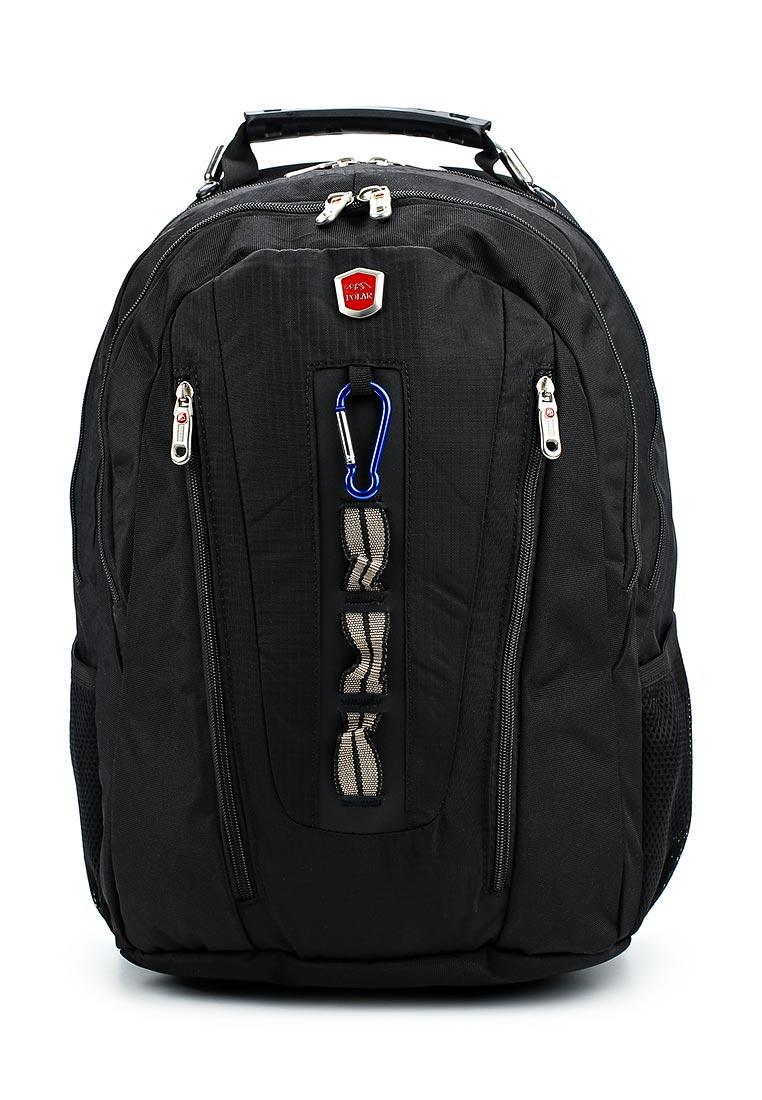 Городской рюкзак Polar 983049 черный