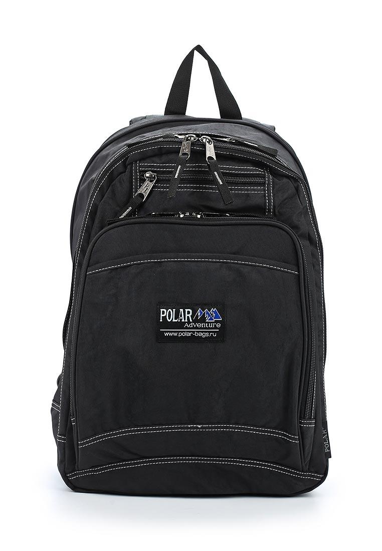 Городской рюкзак Polar П1224-05 черный