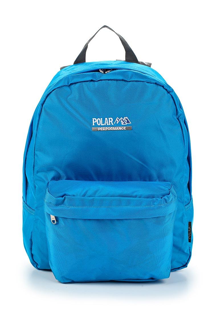 Городской рюкзак Polar П1611-04 D.Blue