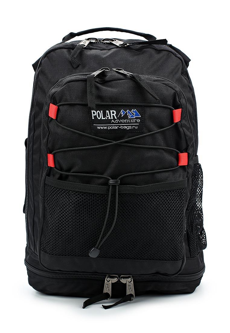 Городской рюкзак Polar П178-05 черный