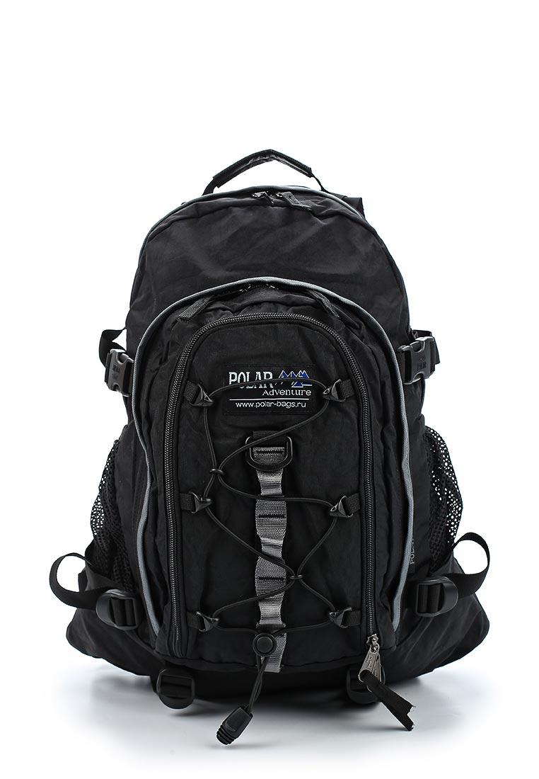 Городской рюкзак Polar П1956-05 черный