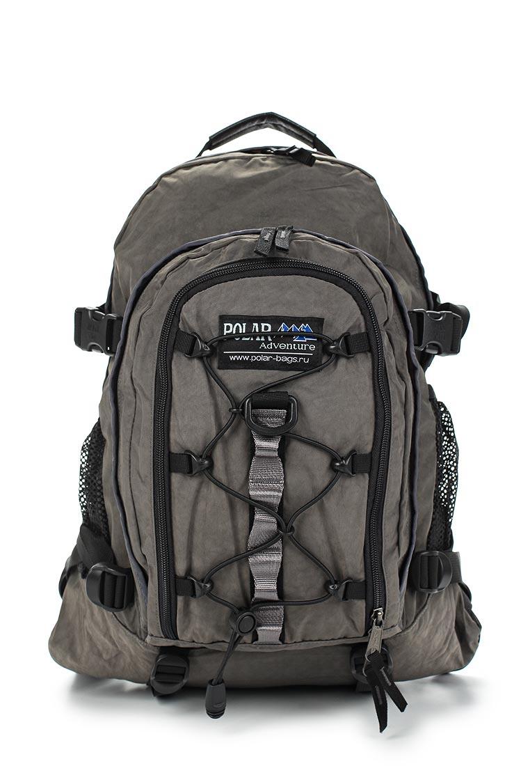 Туристический рюкзак Polar П1956-06 серый