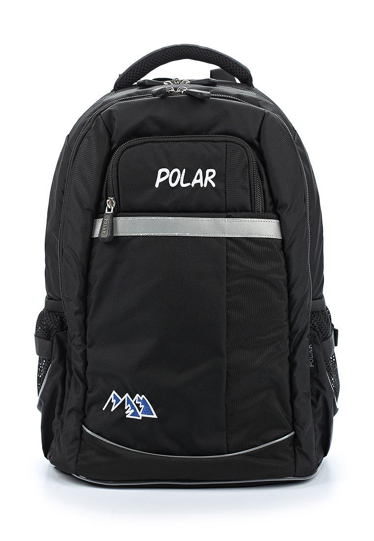 Городской рюкзак Polar П220-05 черный