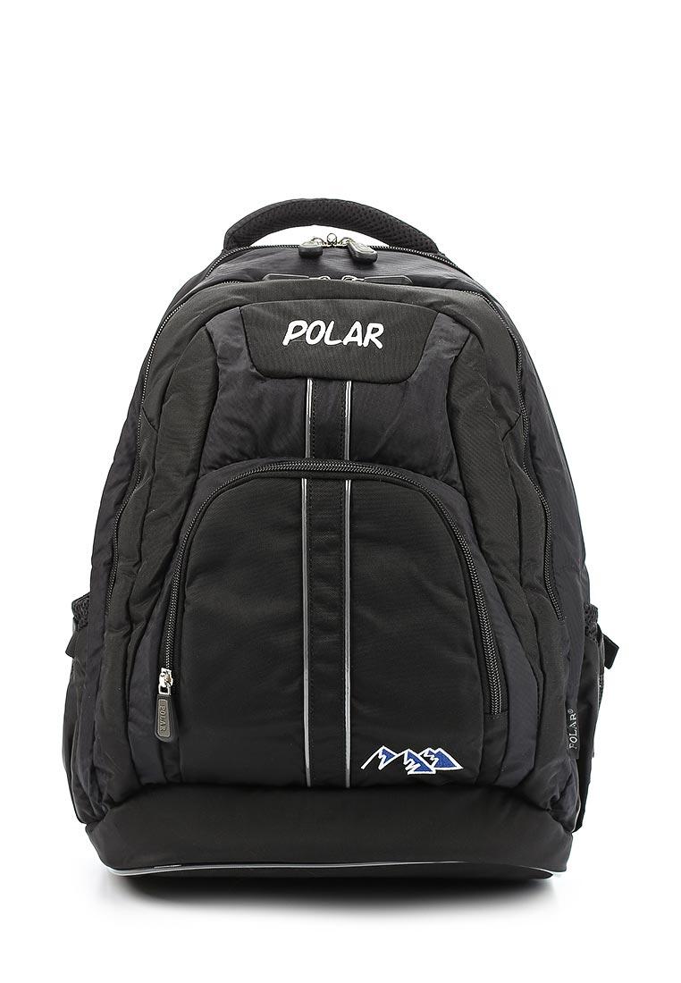 Городской рюкзак Polar П221-05 черный