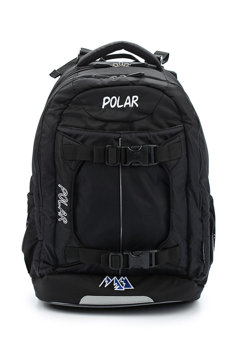 Городской рюкзак Polar П222-05 черный