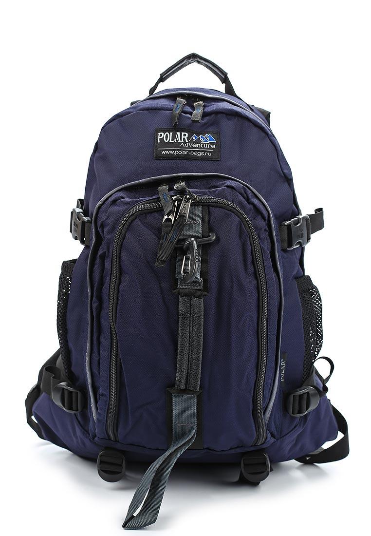 Городской рюкзак Polar П3955-04 синий