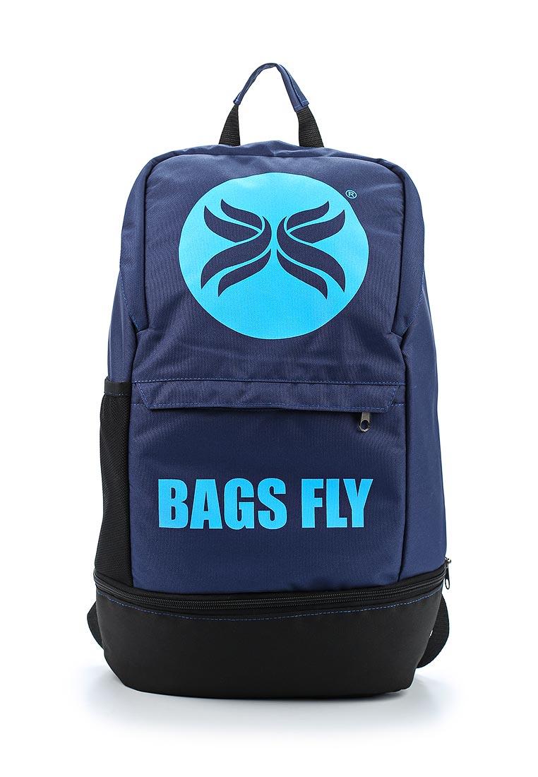 Городской рюкзак Polar П8020-04 синий