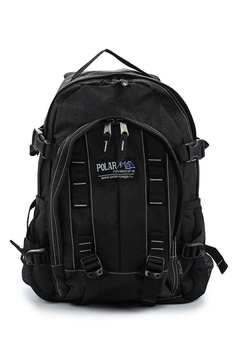 Городской рюкзак Polar П876-05 черный