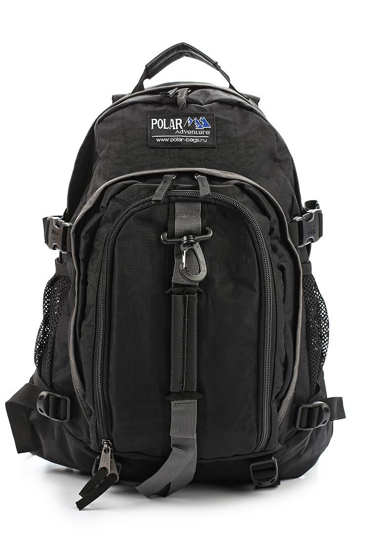 Городской рюкзак Polar П955Ж-05 черный
