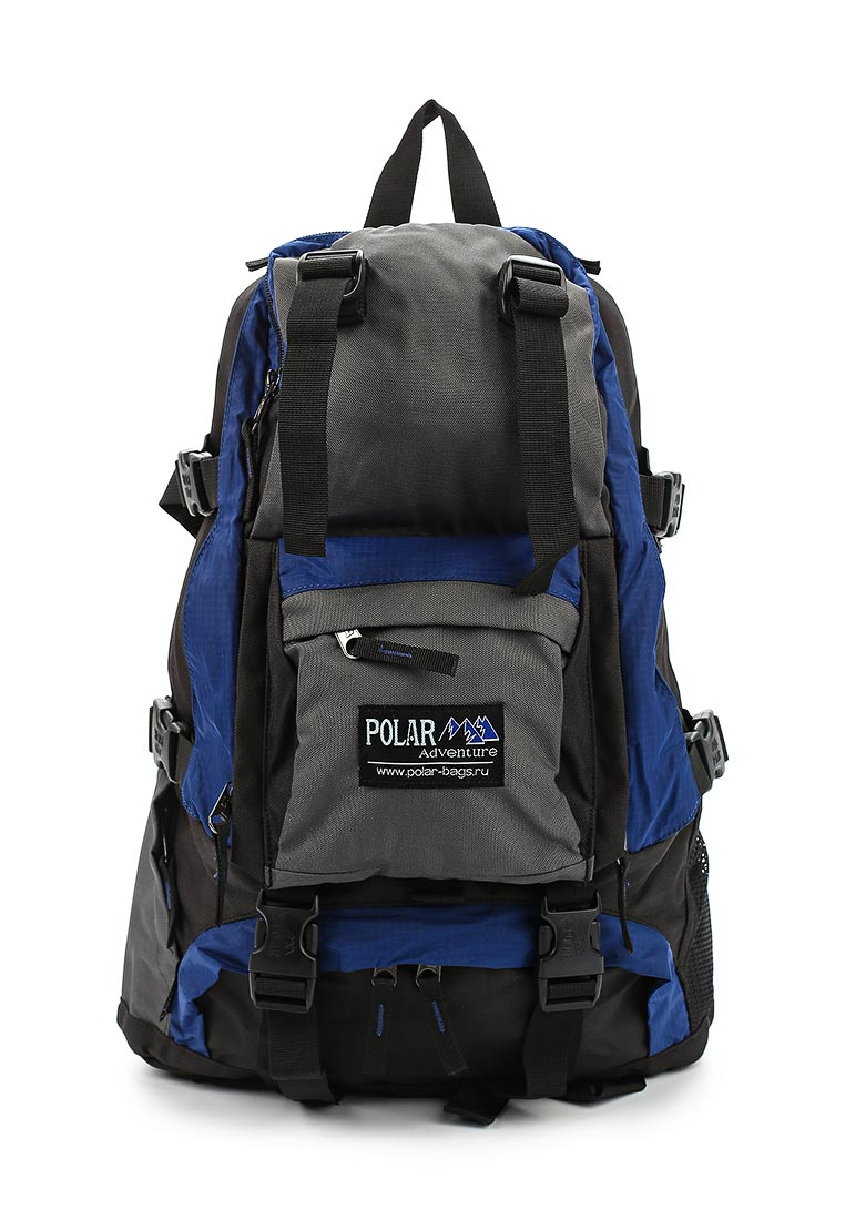 Городской рюкзак Polar П956-04 синий