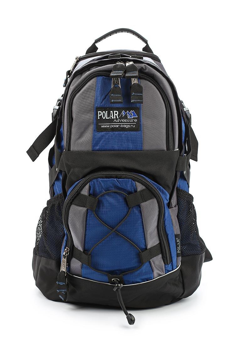 Городской рюкзак Polar П989-04 синий
