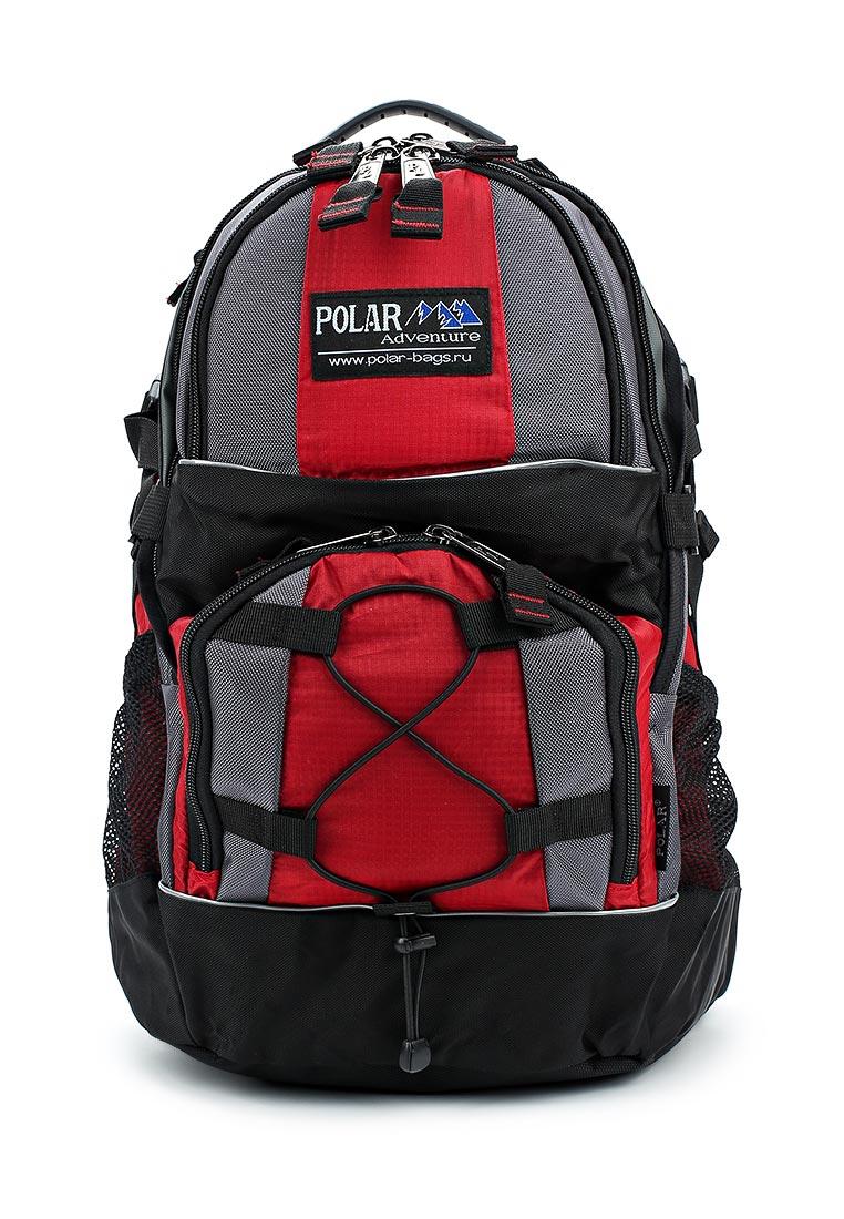 Городской рюкзак Polar П989-14 бордовый