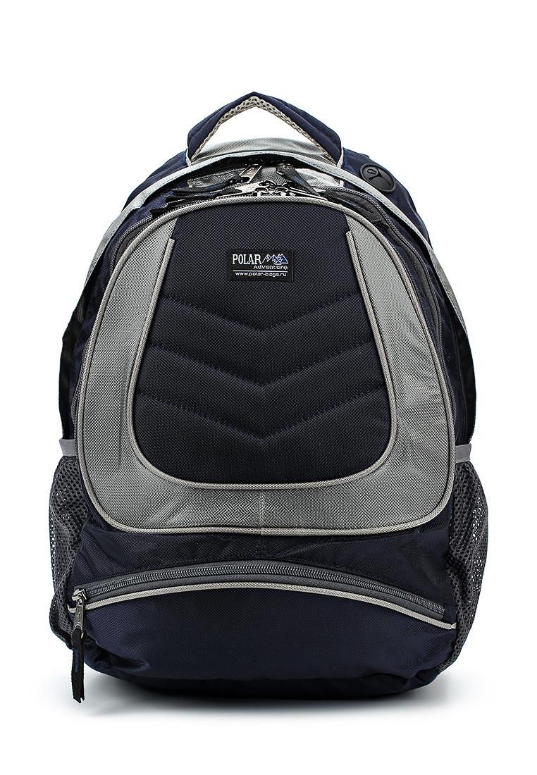 Городской рюкзак Polar ТК1009-04 D.blue