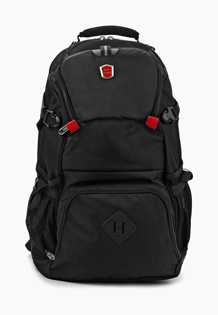 Городской рюкзак Polar 15015 Black