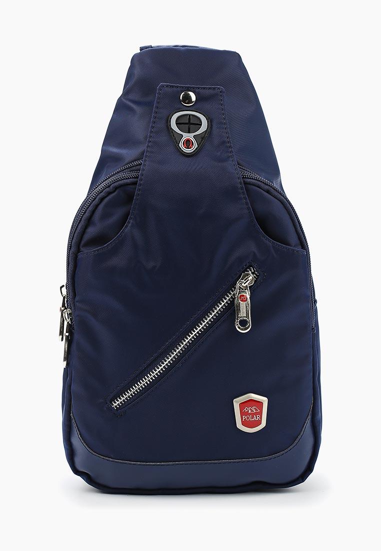 Городской рюкзак Polar П4103-04 синий