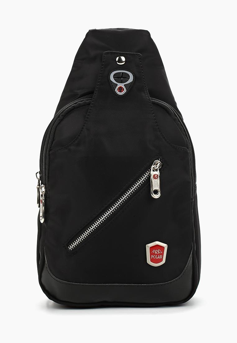 Городской рюкзак Polar П4103-05 черный