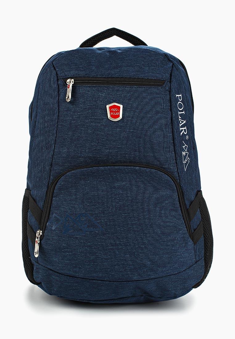 Городской рюкзак Polar П5104-04 синий