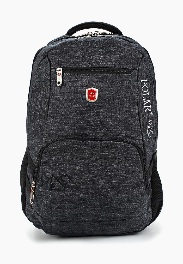 Городской рюкзак Polar П5104-05 черный